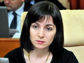 Санду: Тему уголовных дел против лидеров Приднестровья нужно обсуждать в формате 5+2