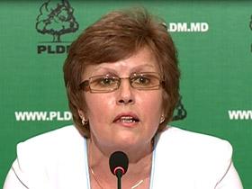 Maria Ciobanu (PLDM)